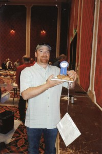 Jason Mahlen, 1st place Grand Champion