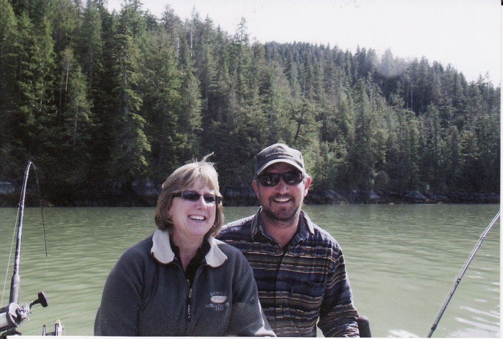 Wes and Sue Plummer